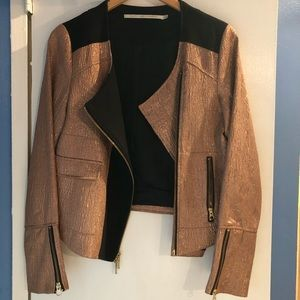 Twelfth St. by Cynthia Vincent Motorcycle Jacket